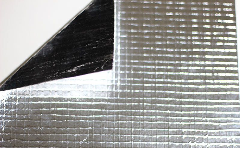 Laminated reinforced Insulation facing