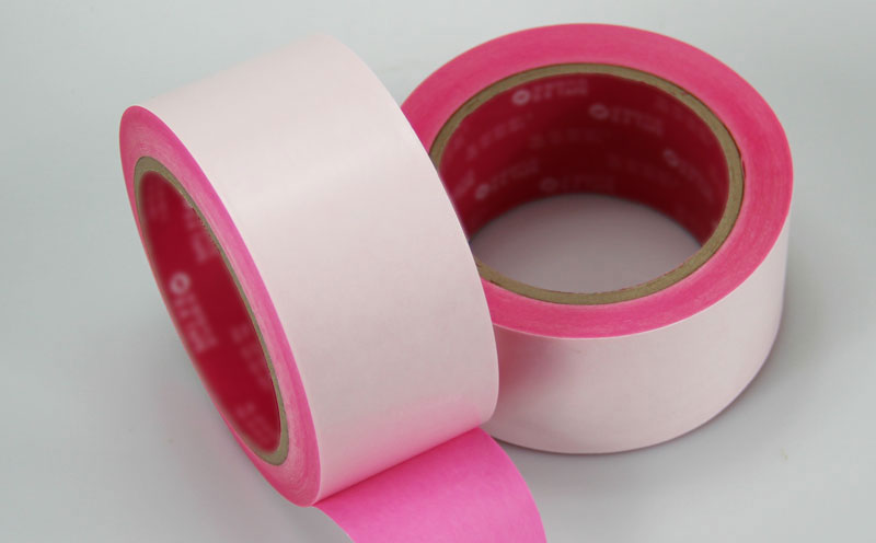 Double-coated splicing tape