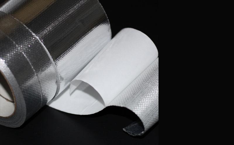 PE Mesh Composite Aluminum Foil Tape