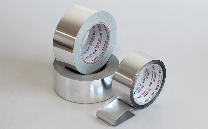 Aluminum Foil Tape Without Liners