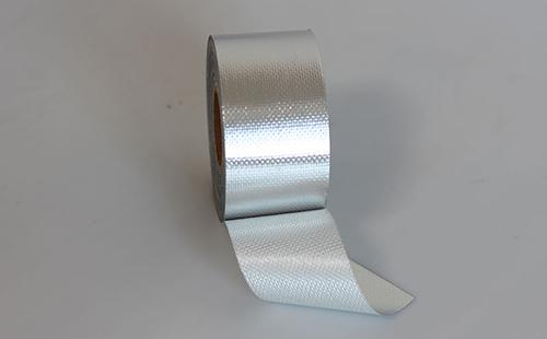 Fire Retardant Aluminum Foil Fiberglass Cloth Tape